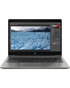"HP ZBook 14u G6 Mobile workstation Silver 35.6 cm (14"") 1920 x 1080 pixels 8th gen Intel® Core™ i7 16 GB DDR4-SDRAM 1000 GB SSD AMD Radeon Pro WX 3200 Wi-Fi 5 (802.11ac) Windows 10 Pro"