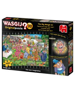 Wasgij Original 32 1000 pieces