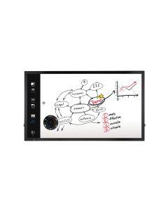 "LG 75TC3D-B interactive whiteboards & accessories 190,5 cm (75"") 3840 x 2160 Pixels Touchscreen Zwart USB"