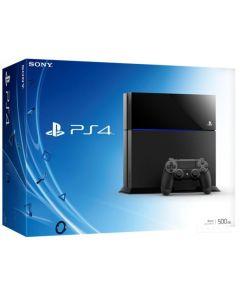 Sony 500GB PlayStation 4 Wi-Fi Zwart