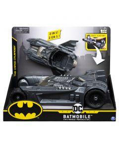 DC Comics , Batman Batmobile en Batboat 2-in-1 transformerend voertuig